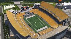 Pittsburgh Steelers Stadium Seating Chart Pittsburgh Steelers Virtual Venue By Iomedia