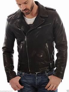 s genuine lambskin leather motorcycle jacket slim fit