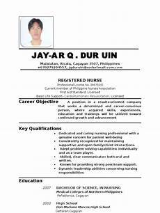 Resume For Nurses Applying Abroad Resume Updated Abroad Nursing Patient