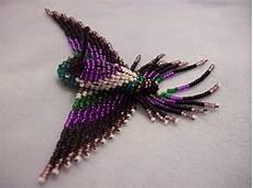 hummingbird beadwork inspirations