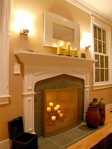 Decorate Fireplace Lighting Lighting Design Updates Hgtv