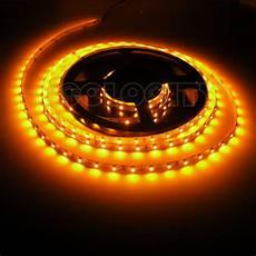 Amber Led Tape Light Ul Listed Ribbon Star Flexible Led Light Amber 118
