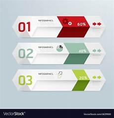 Box Template Design Infographic Template Modern Box Design Minimal Sty