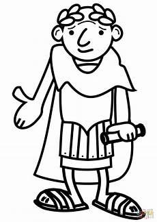 emperor coloring page free printable