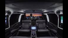 2019 Cadillac Escalade Interior by 2019 Armored Cadillac Escalade Mobile Office L Versailles
