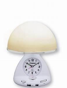 Radio Alarm Clock With Reading Light Touch Light Alarm Clock Radio With Life Time Bulb Chums