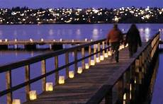 Green Lake Pathway Of Lights 2017 Where To See Holiday Lights In Seattle The Seattle Times