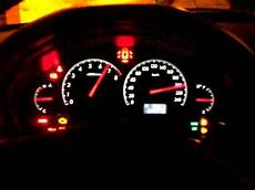 Subaru Dashboard Lights Subaru Legacy Dash Startup Youtube