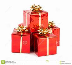 weihnachtsgeschenke foto gifts stock photo image of objects
