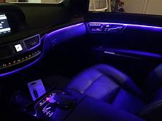 C Class Ambient Lighting 2019 Anyone Ever Changed Their Ambient Lighting On Their 221