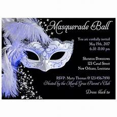 Masquerade Invitation Masquerade Invitation Printable Or Printed With Free