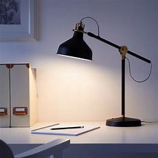 Ranarp Light Bulb Ranarp Work Lamp With Led Bulb Black Ikea