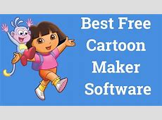 Best Free Cartoon Animation Software For Animated Video
