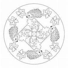 Malvorlagen Mandalas Herbst Die 28 Besten Bilder Mandala Herbst In 2019 Mandala