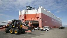 hero class car carrier debuts at u s ports