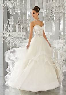 wedding dress style 5570 morilee