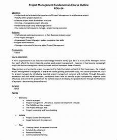 Sample Project Outline 35 Outline Templates Free Word Pdf Psd Ppt Free
