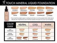 Ricci Foundation Colour Chart Pin By Wolanin On Younique Younique Foundation