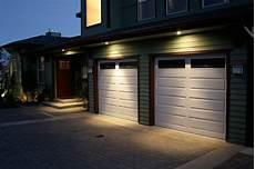 Garage Door Led Lights Exterior Garage Door Lighting Lighting Distinctions
