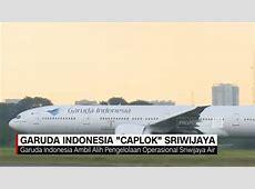 Sriwijaya Air Resmi Diakuisisi Garuda Indonesia   CNN ID