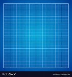 Graph Paper Background Blue Graph Grid Paper Background Royalty Free Vector Image