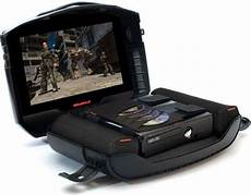 console mobili rugged portable console cases g155 mobile gaming environment