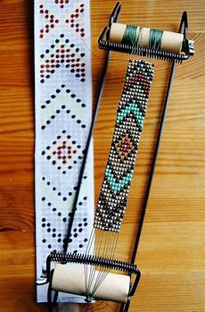 beadwork diy loom beading diy belt with