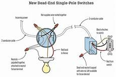 Two Switch Light Switch Neutral Necessity Wiring Three Way Switches Jlc Online