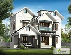 Kerala Home Design Software 2600 Sqft 4 Bedroom Home Kerala House Design Bungalow