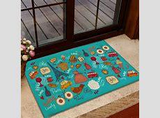 French Doormat Rug