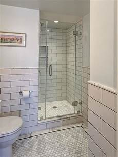 glass subway tile bathroom ideas designing subway tile shower installation midcityeast