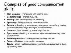 Communication Skills Cv Examples Good Communication Skills Communication Skills Resume