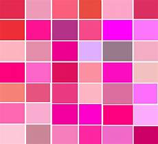 Pink Color Chart Pin By Brooks On Drexel Brazil Project Pink Color
