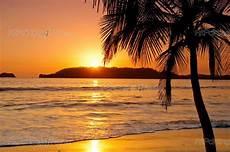 fototapet plakater solnedgang strand artpainting4you