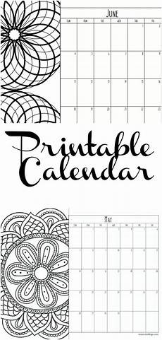 Writable Calendar Printable Calendar Pages 183 The Typical
