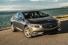 2019 Buick Sports Car by 2019 Buick Regal Sportback Gets Fancy Avenir Trim Level