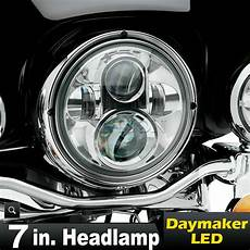 Harley Light 7 Quot Led Motorcycle Projector Daymaker Light Headlight For