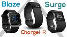 Fitbit Charge Vs Charge Hr Chart Fitbit Blaze Vs Surge Vs Charge Hr The Best Fitbit
