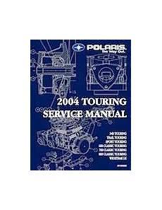 2004 Polaris Touring Service Manual 9 95