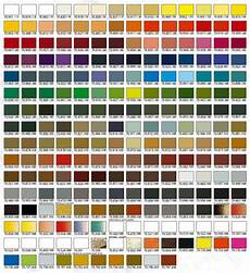 Paint Chart Vallejo Paints Color Chart Hampton Roads Scale Modelers