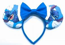 stitch mouse ears handmade lilo and stitch mouse ears