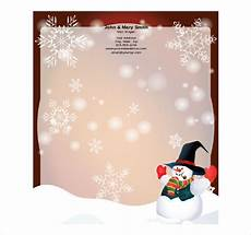 Word Stationery Templates Free 16 Holiday Stationery Templates Psd Vector Eps Png