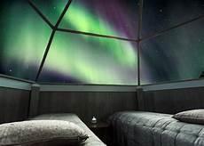 Northern Lights Glass Glass Igloos In Rovaniemi Lapland The Magazine