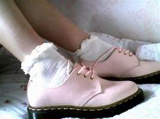 Dr Martens Light Pink Pearl The British Boot Company Solovair Grinders George Cox
