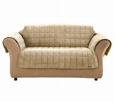 Sure Fit Deluxe Sofa Cover 3d Image by Sure Fit Deluxe Pet Comfort Sofa Cover H355613 Qvc