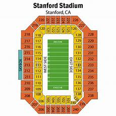 Stanford Stadium Seating Chart Seat Numbers Stanford Stadium Stanford Tickets Schedule Seating