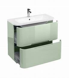 britton aqua cabinet floor mounted drawer unit 900mm with