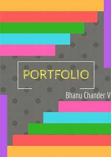 Portfolio For Pictures Bhanu Portfolio Works With Tips And Tools Stuff You Look