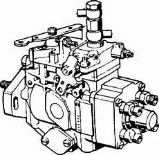 Robert Bosch Type Ve Diesel Injection Pump
