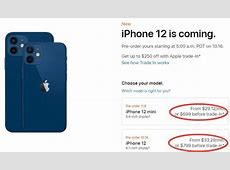 Apple Details Price, Performance Concerns With iPhone 12